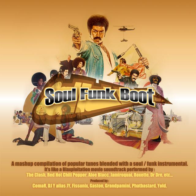 SoulFunkBootCover